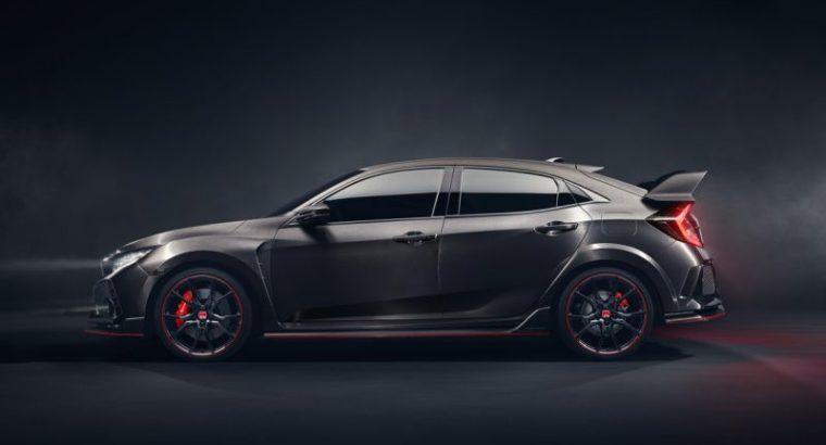 Honda Civic 2017 Type R 4